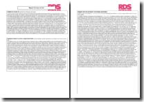 Rapport de stage d'observation en classe de CE2 et CM1/CM2
