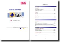 Rapport de stage effectué dans un Centre de langues