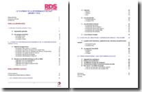 Rapport de stage groupe TOTAL (Holding, DRH) : contrôle de la performance sociale et reporting