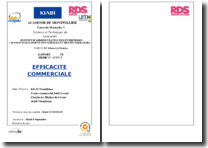 Rapport de stage effectué dans un magasin Kiabi : efficacité commerciale