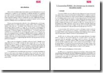 Rapport de stage : CHRS et service d'accompagnement social lié au logement