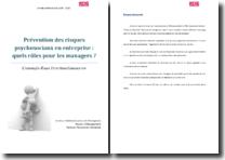 Prévention des risques psychosociaux en entreprise : quels rôles pour les managers ?