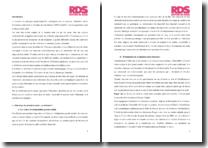 DEES 2011 - DC 1 - Dossier des pratiques professionnelles : l'instauration de la relation