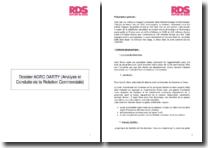 Dossier ACRC DARTY (Analyse et Conduite de la Relation Commerciale)