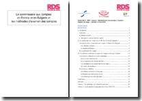 Le commissaire aux comptes en France et en Bulgarie et les méthodes d'examen des comptes