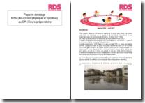 Rapport de stage EPS (Education Physique et Sportive) au CP (Cours Préparatoire)
