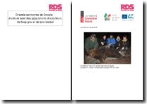 Grands carnivores de Croatie : étude et suivi des populations d'ours brun, de loup gris et de lynx boréal
